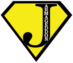 Jarmageddon logo colin m jarman sports memorabilia sporting knowledge 2018