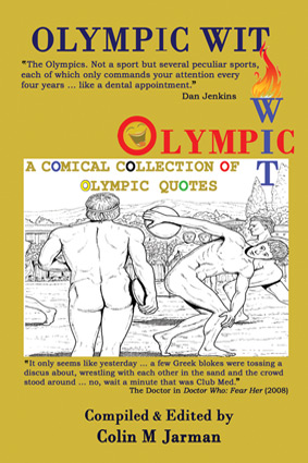 Funny Olympic Quotes - Olympic Wit Olympic Games humorous quotations