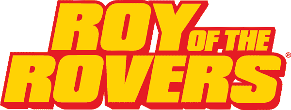 Roy of the Rovers logo Roy Race