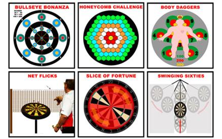 Trial-by-Darts-TV-Pro-challenge-dart-boards-skills-tests-rules