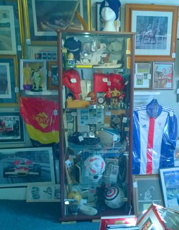 Uniquely-Sporting-Sports-Memorabilia-Store-Allsorts-Antiques-Vintage-Collectables-High-Street-Headcorn-Kent
